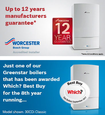 Worcester Boiler Services Mid Wales